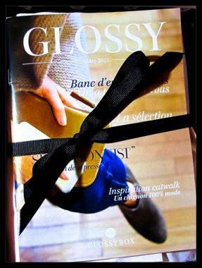 Glossybox mars 2015
