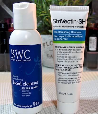Nettoyants BWC StriVectin
