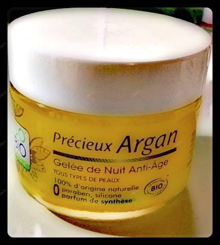 Précieux Argan So'Bio