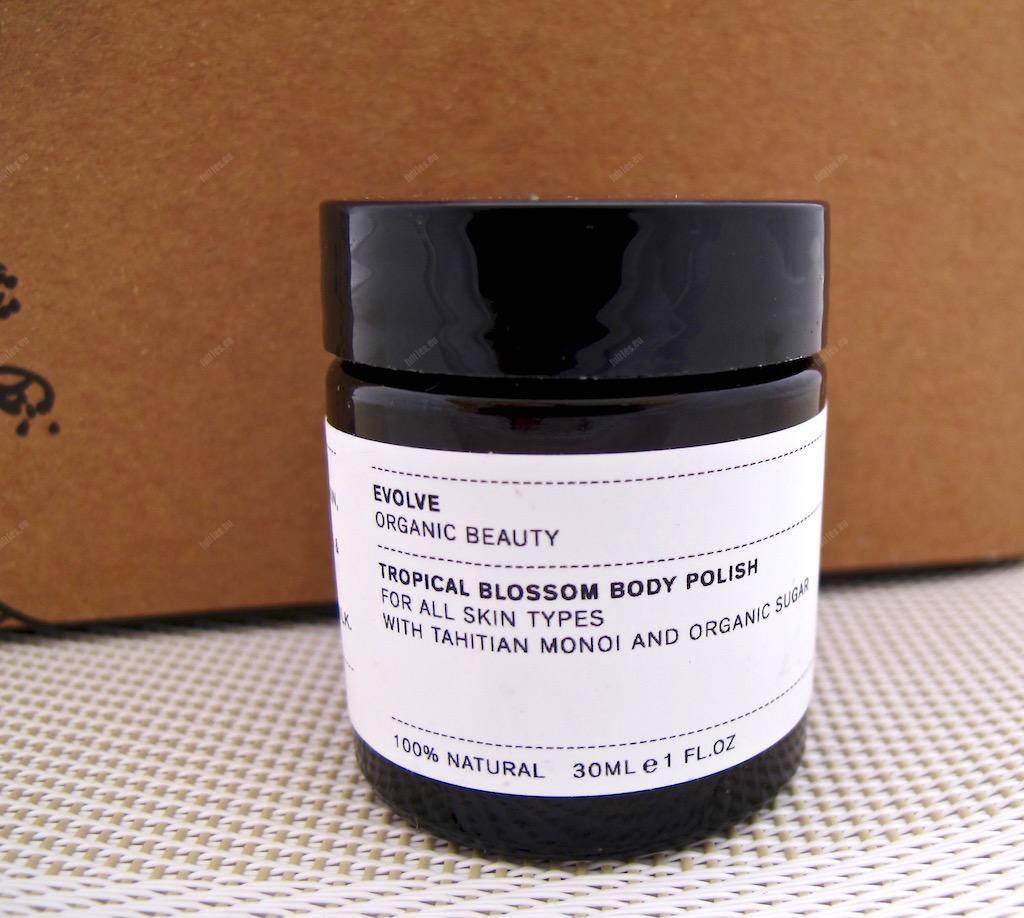 Tropical Blossom Body Polish Evolve