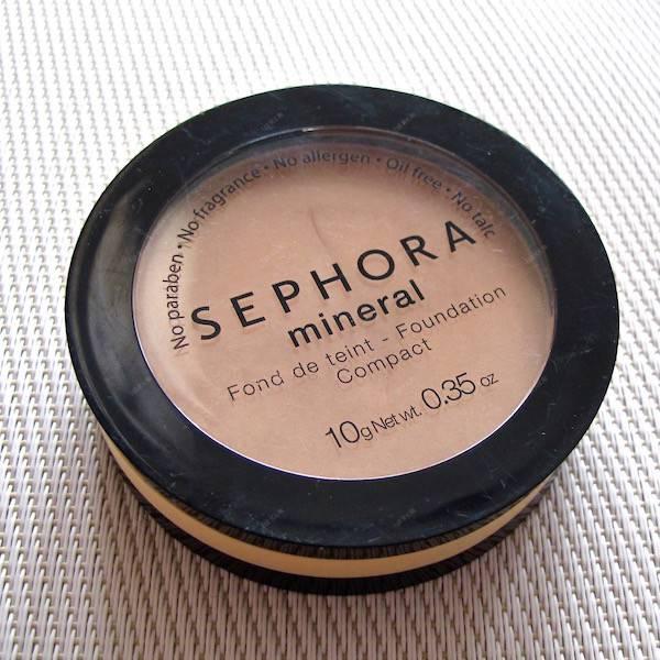 fond de teint compact sephora