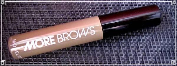 more brows mascara à sourcils modelco