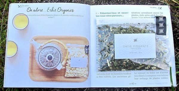 ortie piquante erbie organics