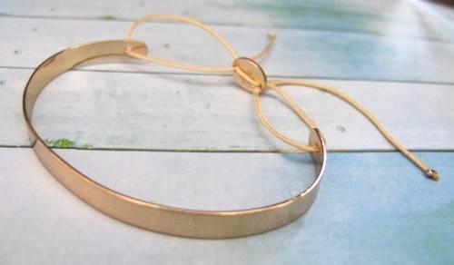 bracelet jonc nilaï