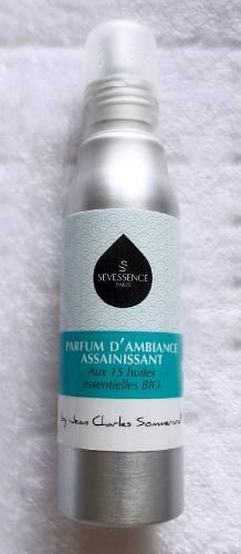 sevessence parfum ambiance