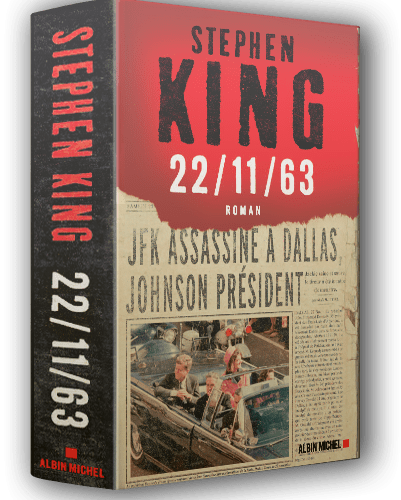 roman de Stephen King : 22.11.63