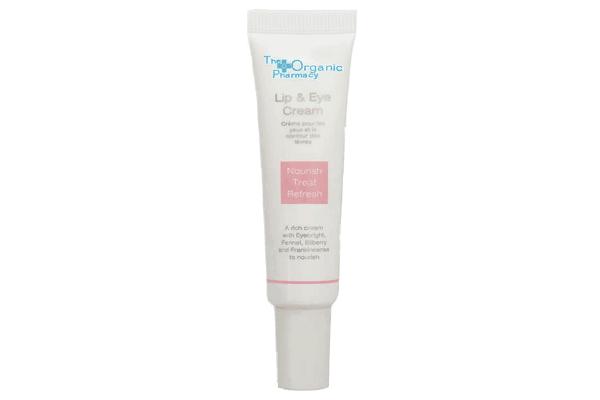 Crème pour les yeux et le contour des lèvres - The Organic Pharmacy