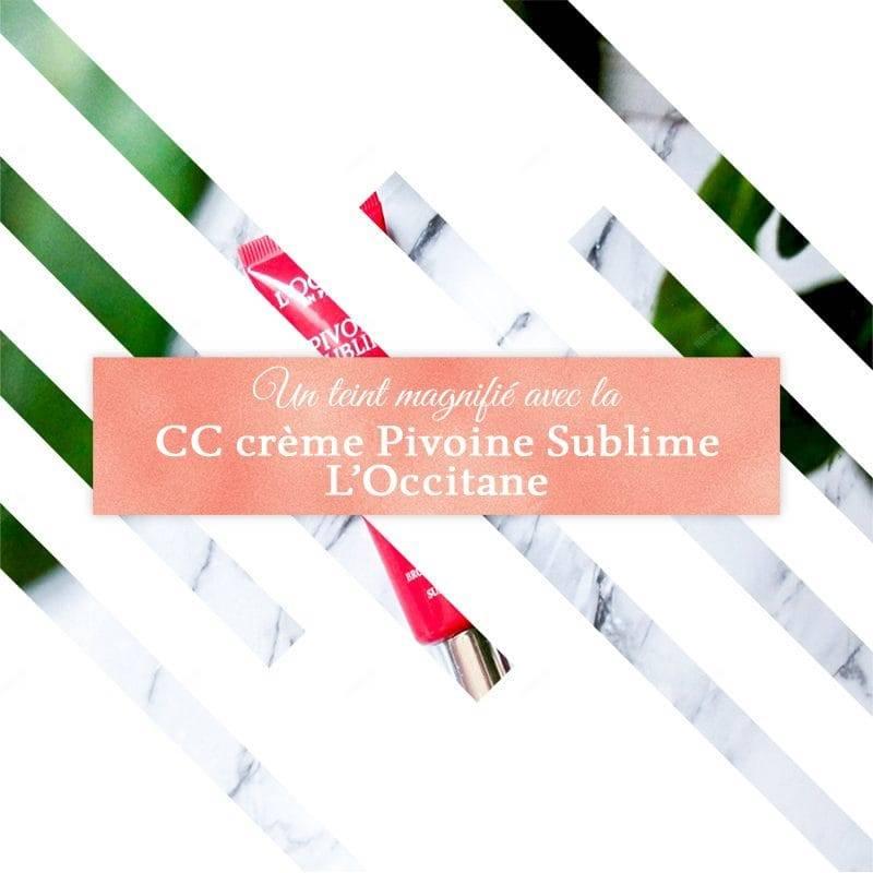 CC crème Pivoine Sublime