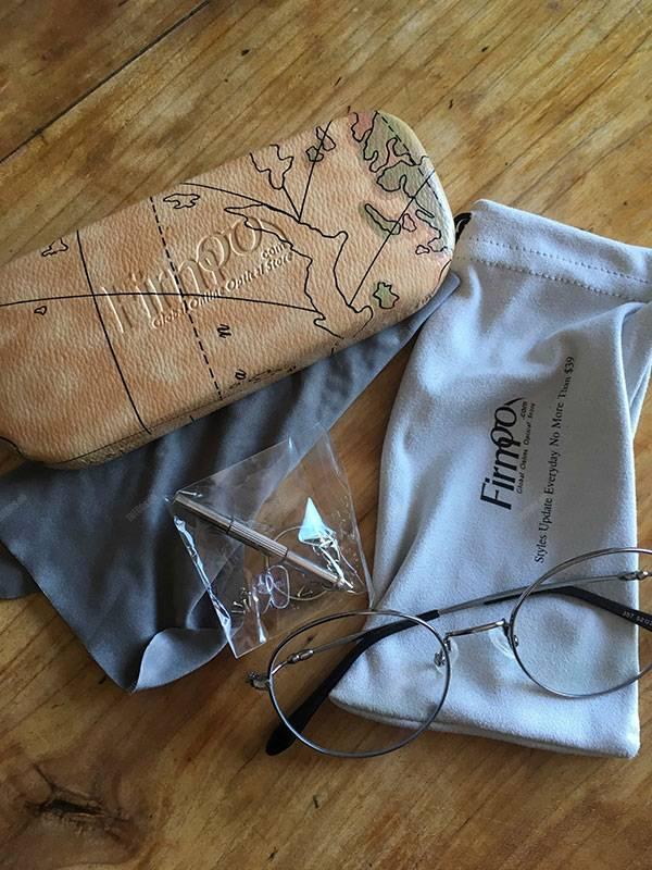 kit lunettes Firmoo