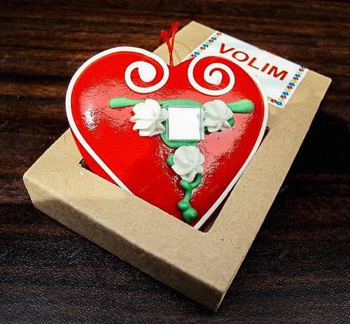 Licidersko srce - Volimte