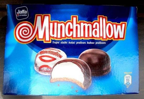 Munchmallow - Jaffa