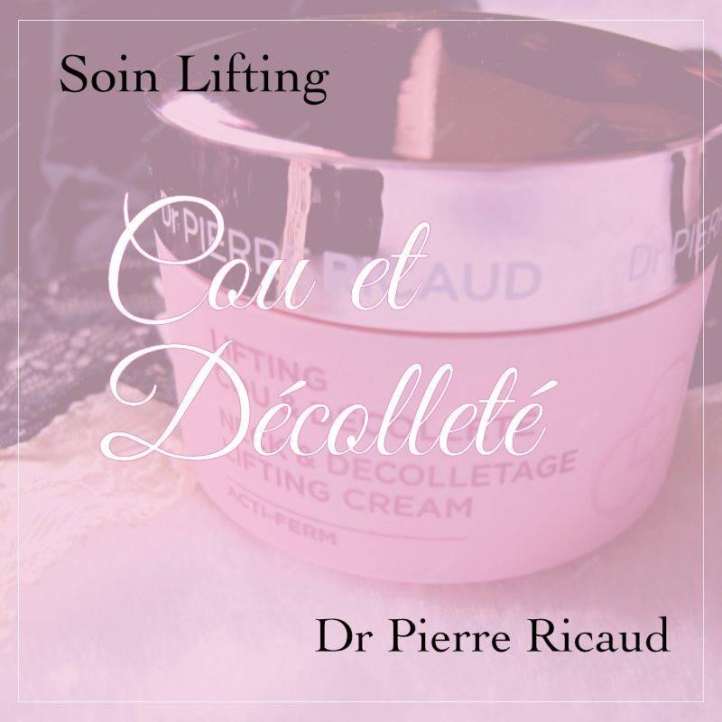 crème Lifting Cou et Décolleté