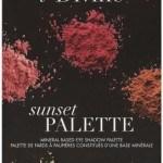 Sunset palette de Sleek, pour illuminer votre automne