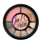 Go! de Makeup Revolution : la palette (presque) parfaite pour le prix d'une baguette de pain