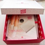 Glossybox novembre 2015 : Rose Carpet, ma revue