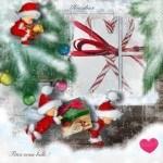 Glossybox de décembre : Fêtes vous belle !