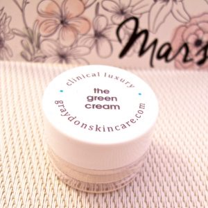 the green cream