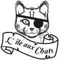 logo L'Ile aux Chats