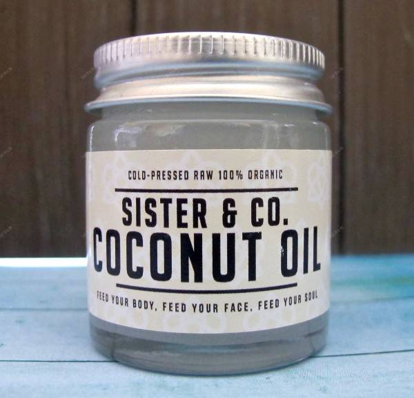 coconut oil sister co